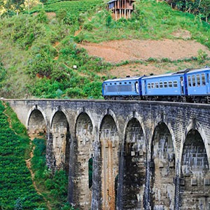 India by train as low as 549,99€